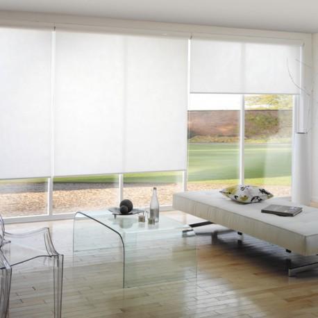 Estor loneta 100 poli ster persianas y ventanas arrieta - Precio de persianas ...